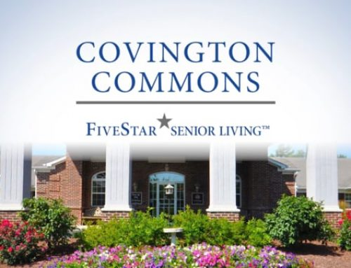 Covington Commons – This is My Home