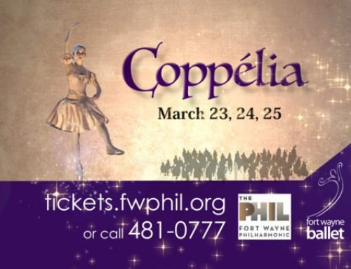 Fort Wayne Ballet – Coppélia