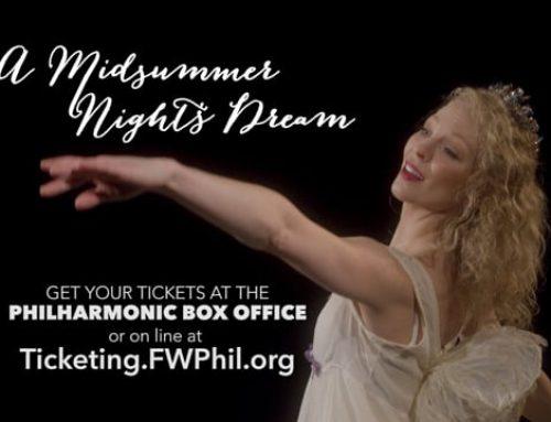 Fort Wayne Ballet – Midsummer Nights Dream
