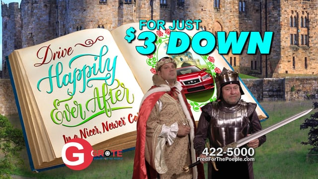 Grote Automotive Happily Ever After Media 401 Digital Films