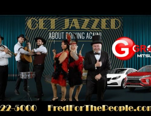 Grote Mitsubishi– Jazzed about Driving