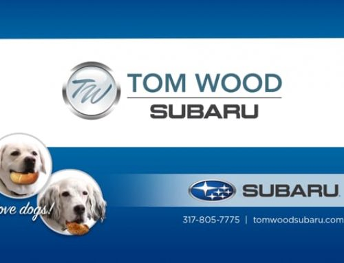 Tom Wood Subaru: Outback
